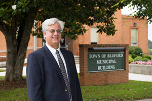 Town Manager Charles Kolakowski says Bedford residents should see more stability in services, taxes and fees.