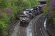 A Norfolk Southern freight train (AP Photo/David Boe)