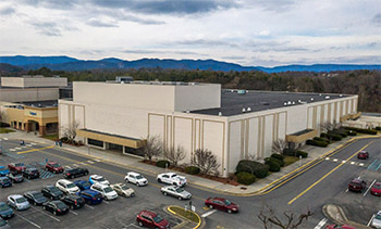 Carilion Clinic is building a children's outpatient center in the former JCPenney space at Roanoke County's Tanglewood Mall. Photo by Don Peterson