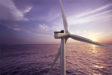 Dominion Energy plans to develop the nation's largest wind farm — an $8 billion, 220-turbine project — off the coast of Virginia Beach by 2026. Photo courtesy Dominion Energy
