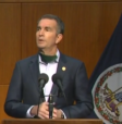 Gov, Ralph Northam speaking on June 2 about Phase Two reopening plans