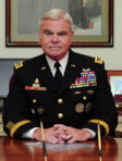 VMI Superintendent J.H. Binford Peay III resigned on Oct. 26.