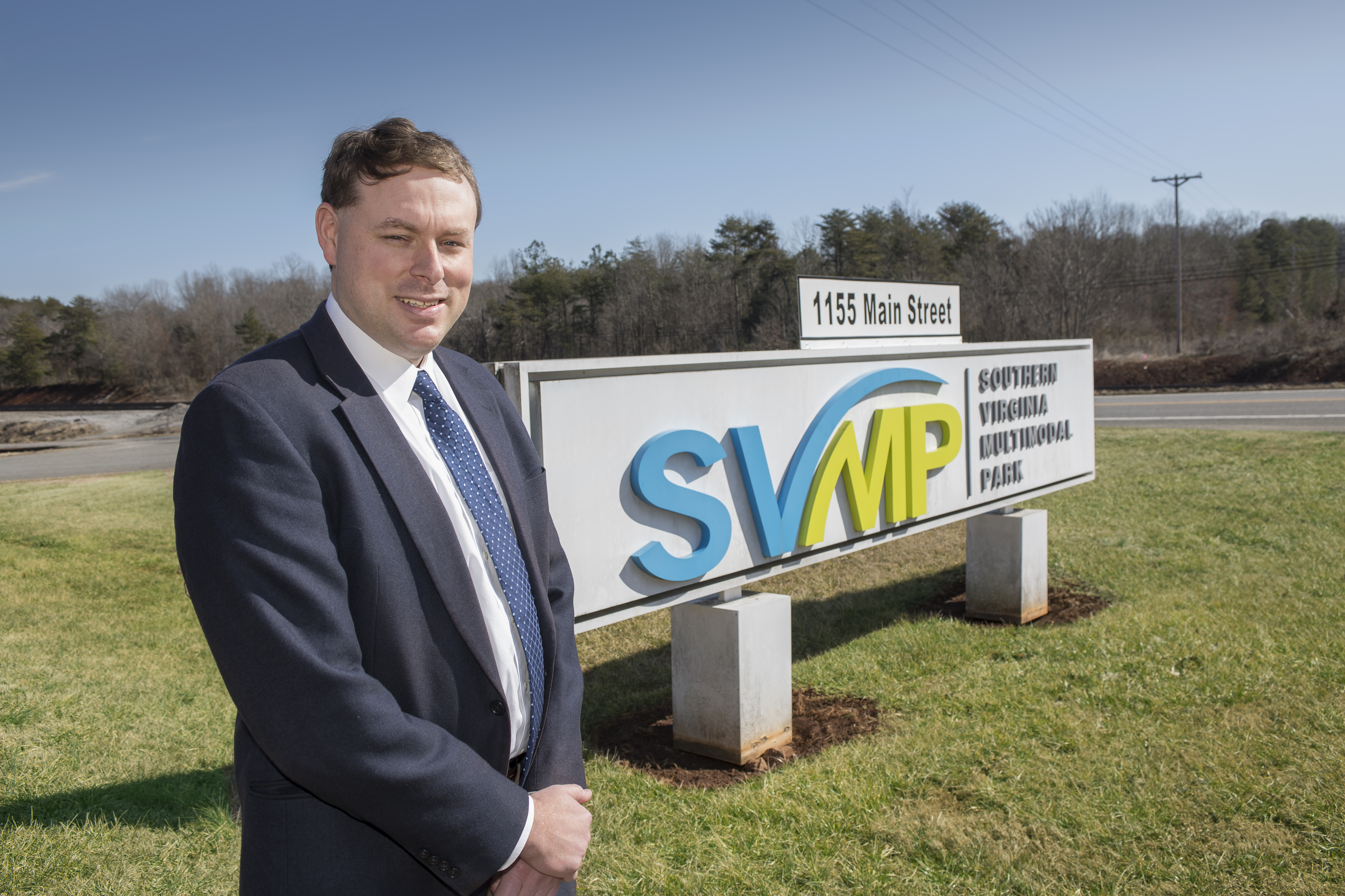 """We are staying busy,"" with activity in the food and beverage and automotive sectors, says Pittsylvania County Economic Development Director Matt Rowe. Photo by Mark Rhodes"